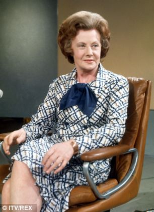 Horrified: Labour peer Baroness Barbara Castle, pictured, tried to expose a ring of paedophiles