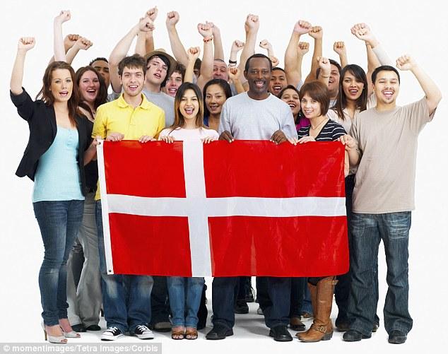 People Danish Denmark