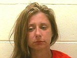 Troubled: Michelle Dion, 28, reportedly checked herself out of rehab only days before her DUI arrest this week