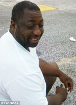 eric garner NYPD officers involved in chokehold arrest death of Eric
