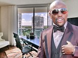 Cashing in! Boxing champ Floyd Mayweather puts his Miami condo on the market for $2.5Million