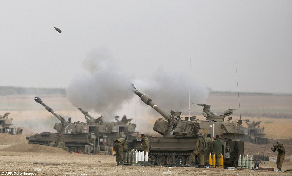 Israel launched the ground operation late Thursday after hundreds of airstrikes on the Hamas-ruled territory failed to halt unrelenting rocket fire that has increasingly targeted major Israeli cities