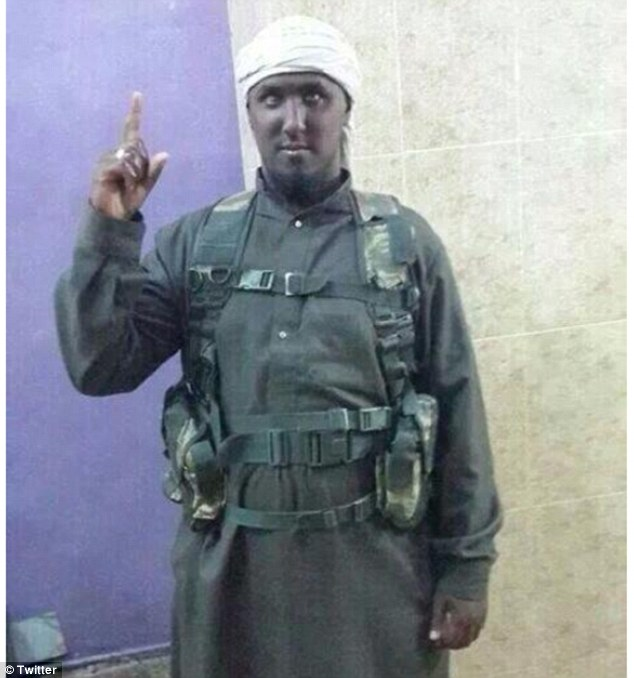 Background: Although al-Somali's true identity has not yet been confirmed, at least one Islamist website named him as Bashir Abu Mu'adh, who arrived in the Netherlands as a child in the early 1990s