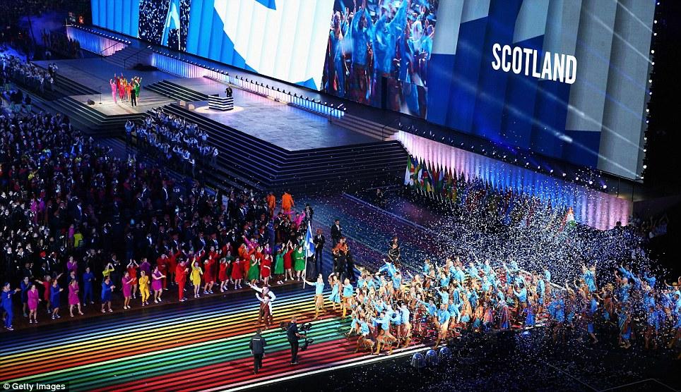 est100 一些攝影(some photos): 2014 Commonwealth Games,《21cn》, Nigeria, Canada, Scotland. 2014年大英國協運動會