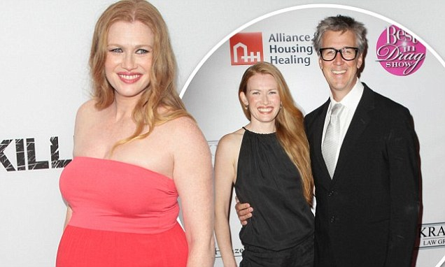 Mireille Enos And Husband Alan Ruck Welcome Baby Boy
