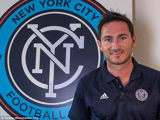 Image result for frank lampard in new york