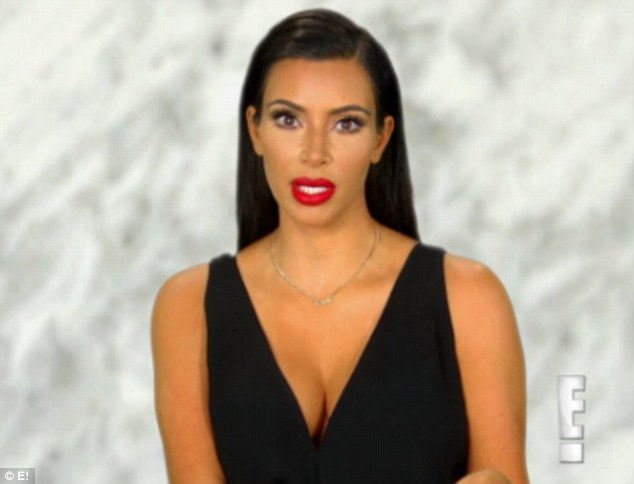 'I get so frustrated': The 33-year-old reality star also says Khloe needs to stopping fretting over the Rob situation and take care of herself