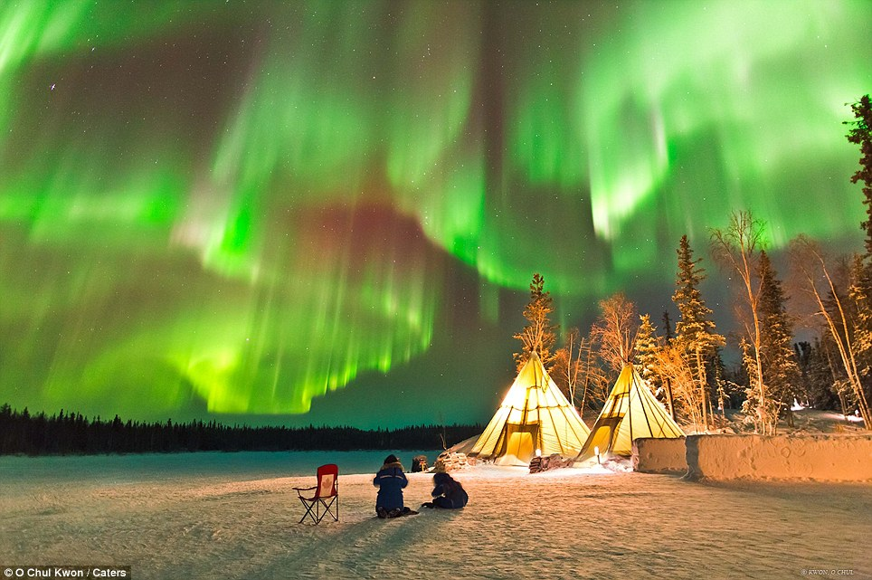 Northern Lights Canada Best Time