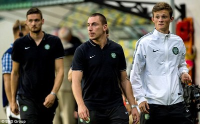Scott Brown and Celtic ready to ram taunts from Legia ...