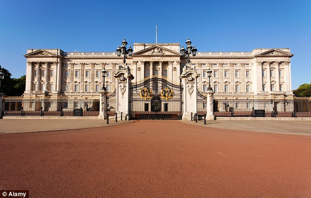Herman has been charged with three counts of indecent assault and one of attempted assault on the girl between 1972 and 1974.At the time of the alleged offences, he worked at Buckingham Palace (above)