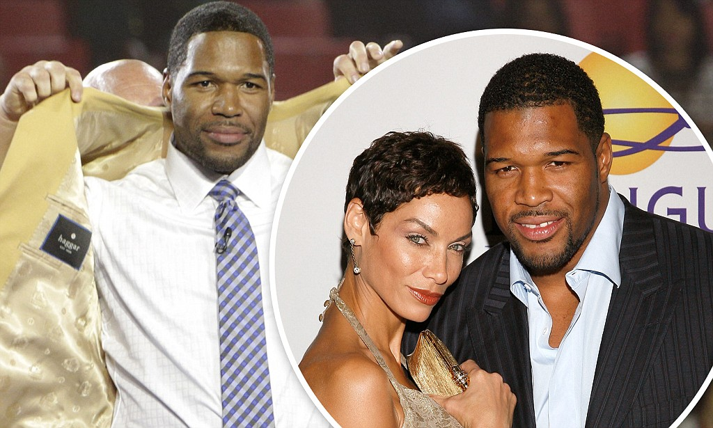 Michael Strahan 'Blindsided' By Nicole Murphy's Breakup Announcement