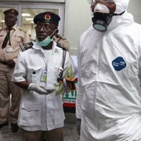 The Nigerian Doctor who got infected by Patrick Sawyer With Ebola shares it with family
