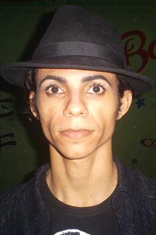 Antonio Gleidson Rodrigues visto sem o seu make-up em dezembro de 2009