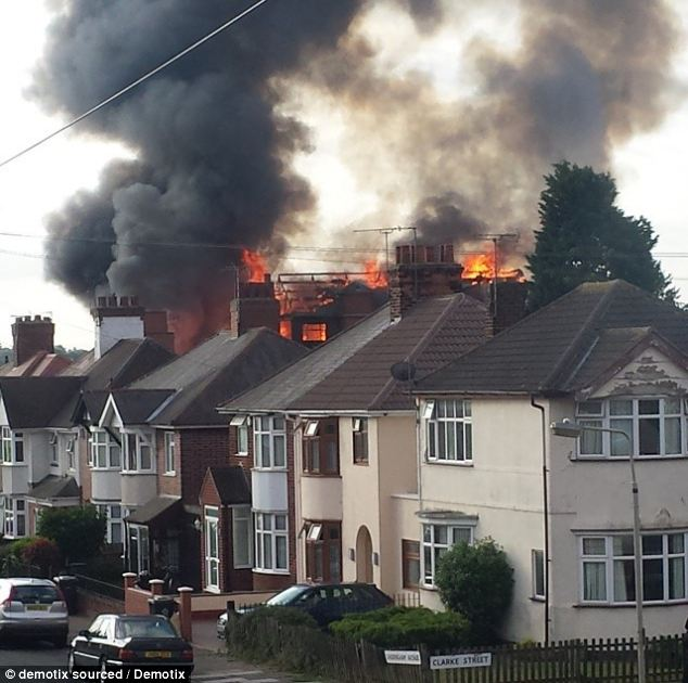 sofa warehouse leicestershire sweet sf homes evacuated after leicester furniture factory catches fire a photo taken by an eyewitness shows the moment ripped through top floor