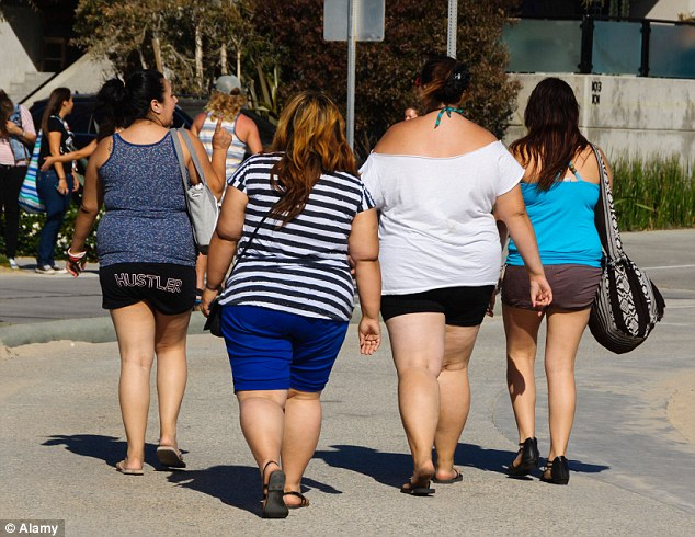 Plus Size Women Abandoned By UK Shops With More Than 9 In