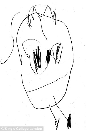 How a child's drawings at four 'are a clue to cleverness
