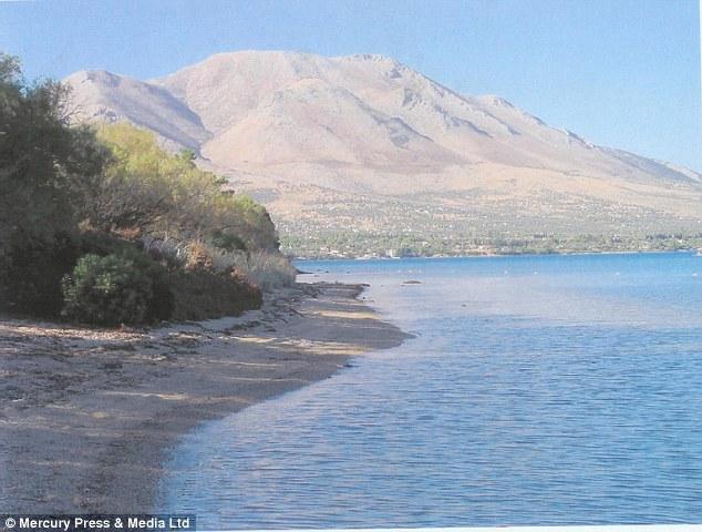 Mediterranean retreat: Swim, canoe,  paraglide, waterski, scuba dive or snorkel in the waters around the island