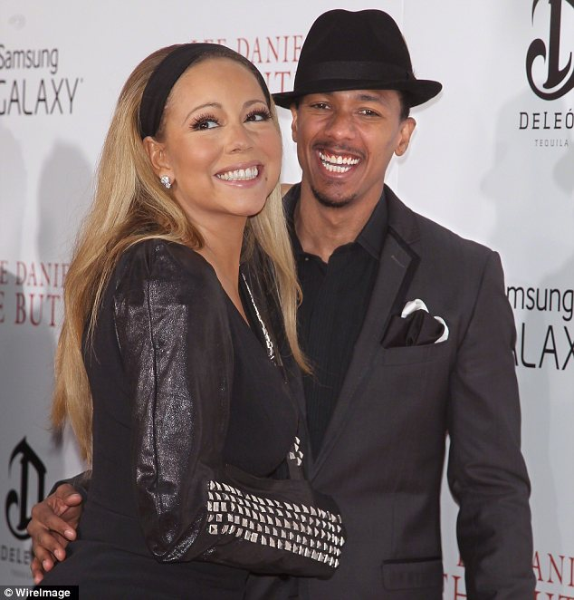 Split: Sources close to Nick Cannon claim he walked out on their marriage amid worries about her emotional wellbeing