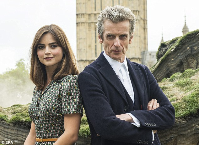 Capaldi and co star Jenna Coleman had travelled 35,000 on a global publicity tour ahead of the new series, visiting seven countries over 12 days and stopping in cities including New York, Seoul and Rio de Janeiro