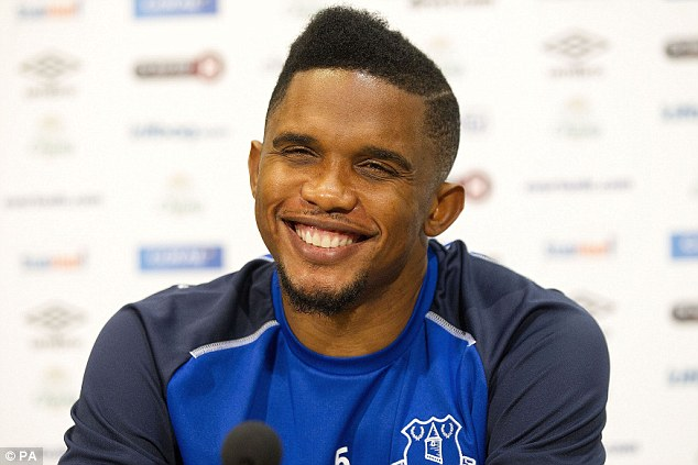 Image result for Samuel Eto'o