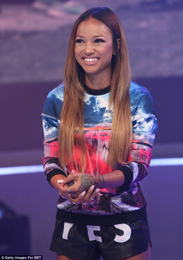 BET Producer SUSPENDED After Karrueche Tran Jokes About