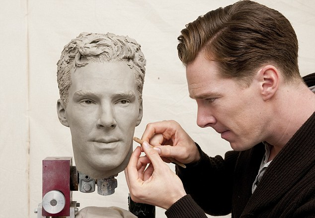 Extraordinary experience: The final figure will have hand-inserted individual hairs and sculpted features