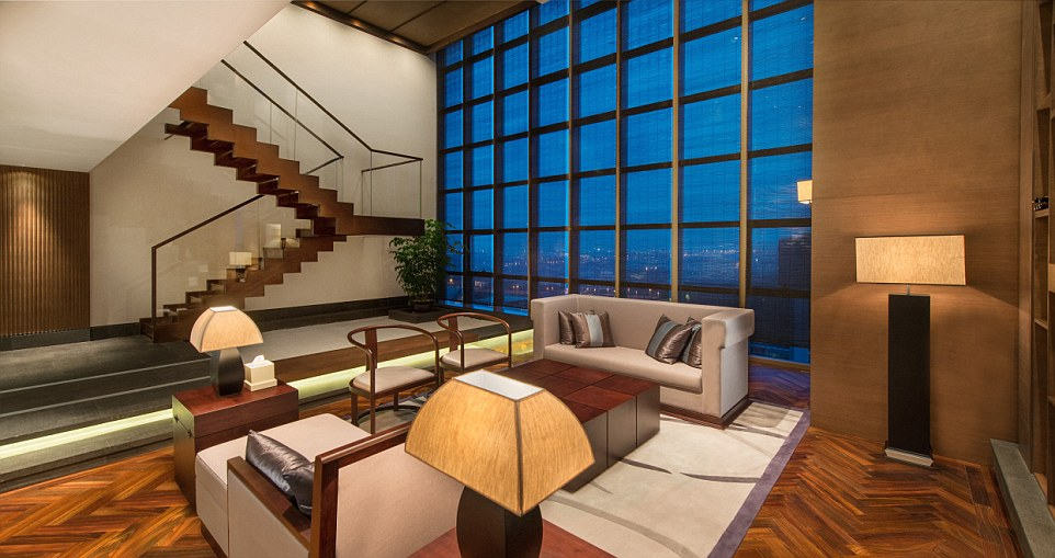 Top 10 Hotel Suites In The World Revealed