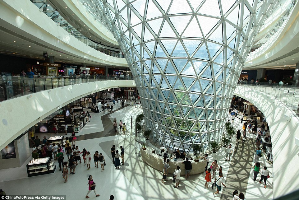 Image result for TOP SHOPPING MECCA IN THE WORLD