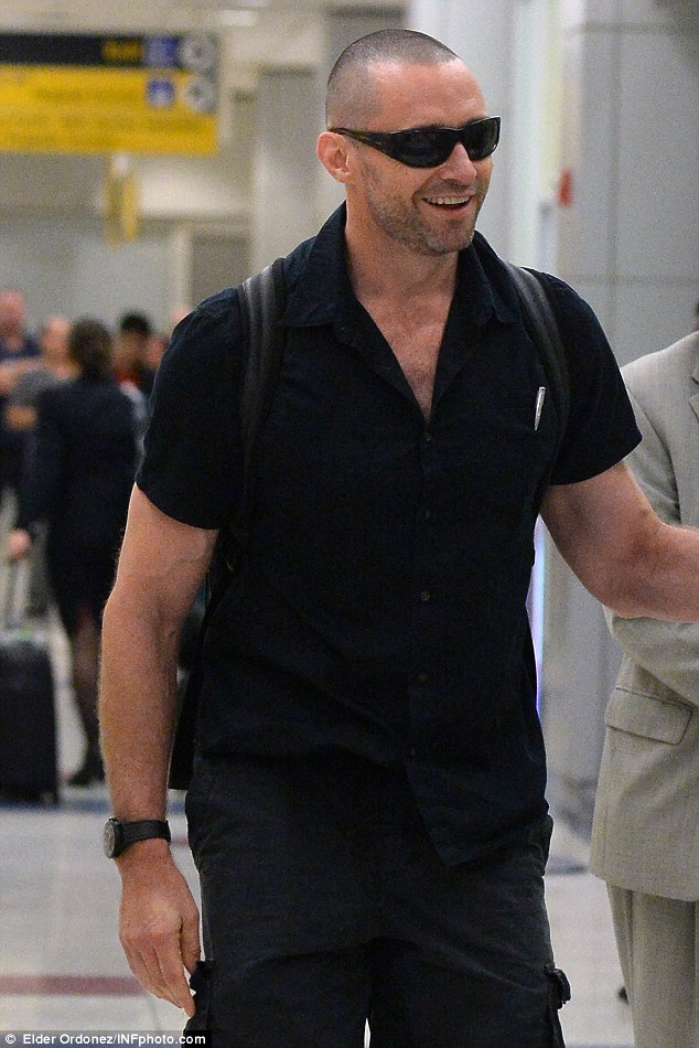 Hugh Jackman Finally Gets Rid Of His Blackbeard Look