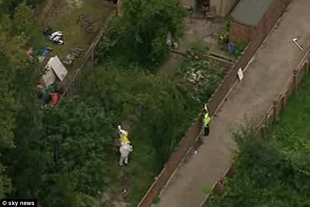 Police have launched a murder investigation after today's incident in which a woman was killed in Edmonton