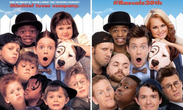 Child Stars Of The Little Rascals Reunite To Recreate