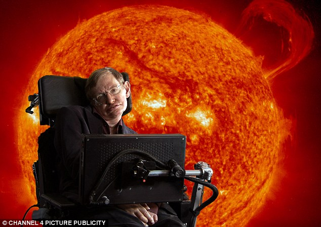 Stephen Hawking wrote that the recently-found Higgs boson 'God particle' could destroy the universe