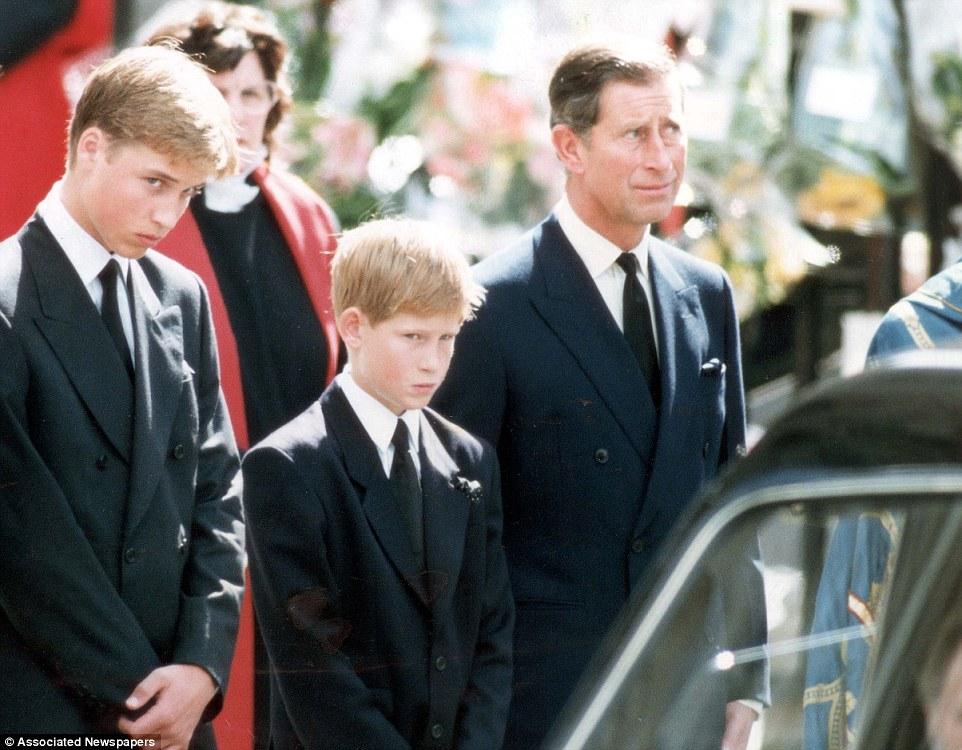 Princess Diana Open Casket