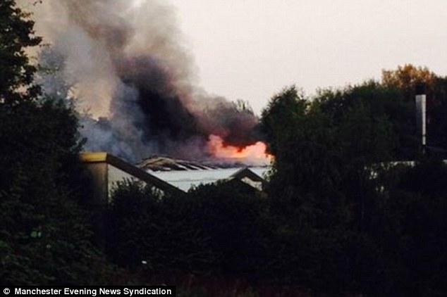 Blaze: Animal charity hit by arson attack | ozara gossip