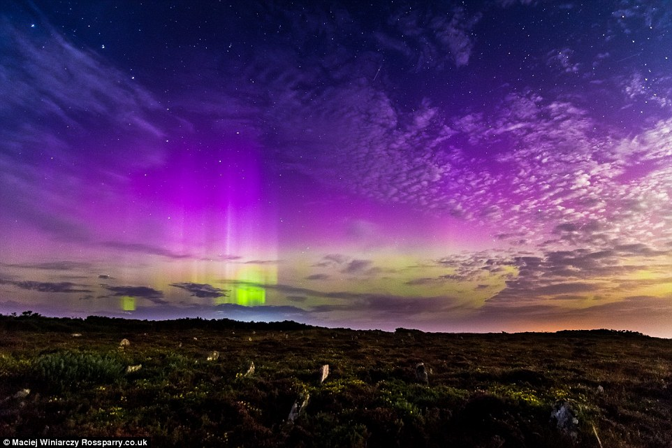 Northern Light Scotland