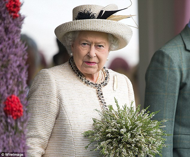 United Kingdom: Queen Elizabeth II | ozara gossip