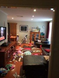 Do you have an one of Australias UGLIEST living rooms ...
