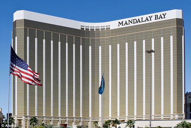 Mandalay Bay Hotel and Casino in Las Vegas charges 50 to