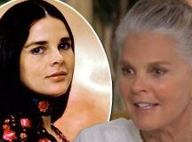 Ali MacGraw, 75, opens up to Oprah about letting her hair ...