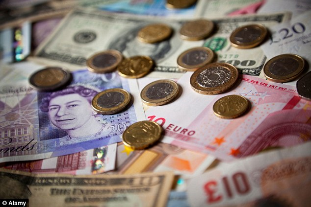 Image result for leftover foreign currency