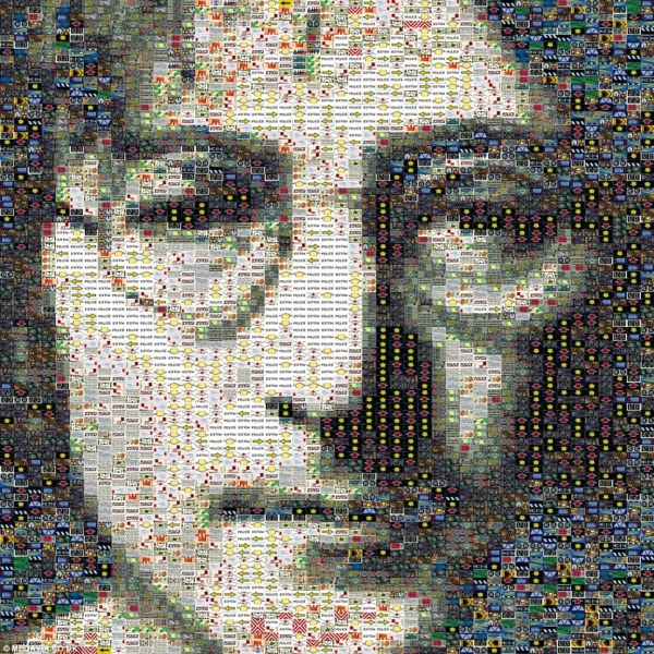 Arthur Gugick Recreates Artworks Portraits And Iconic