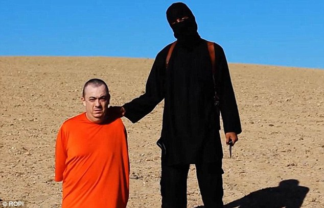 ISIS terror: On Friday, a video was released online which showed the beheading of British volunteer aid worker Alan Henning