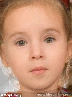 Baby Morphing With Two Pictures : morphing, pictures, Morphing, Shows, Blake, Lively, Reynolds', Child, Could, Daily, Online