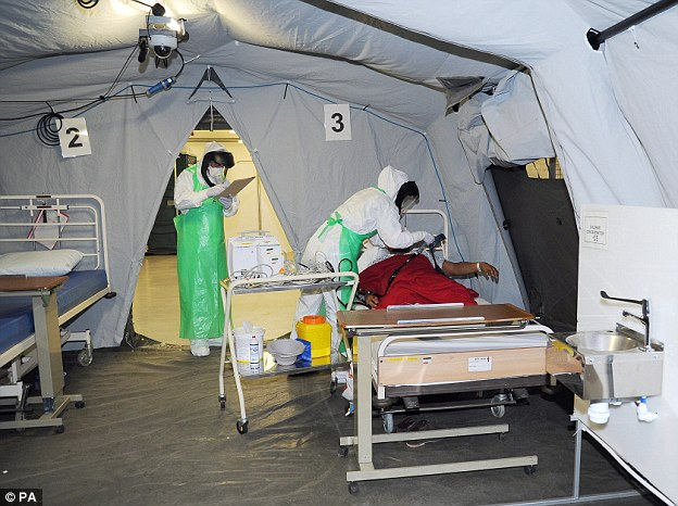 Spanish woman (nurse) contracts Ebola Virus | ozara gossip