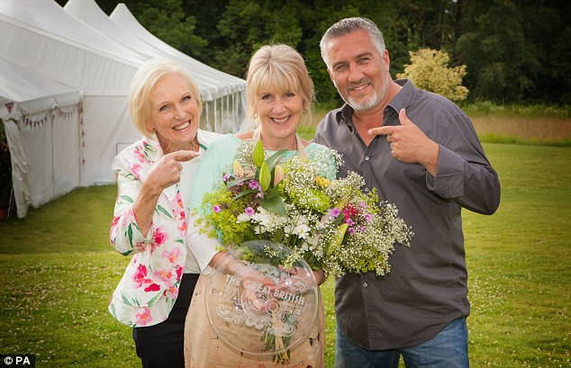 Great British Bake Off winner is Nancy Birtwhistle ahead