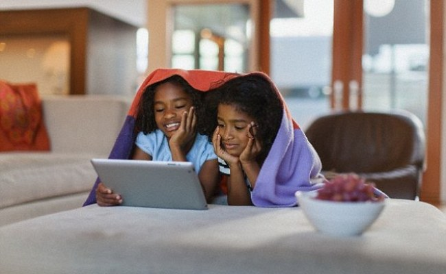 Children Are Ditching Tv In Favour Of The Ipad To Watch