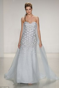 Alfred Angelo for Disney unveils its Queen Elsa-inspired ...