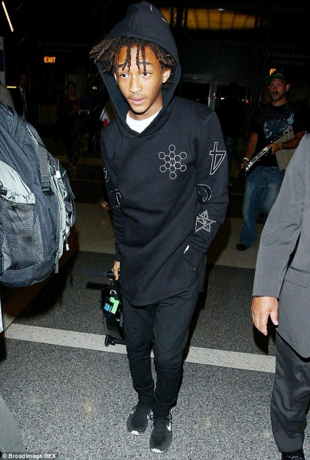 Confucius for the Internet age: Jaden Smith is listed for his wise musings on Twitter