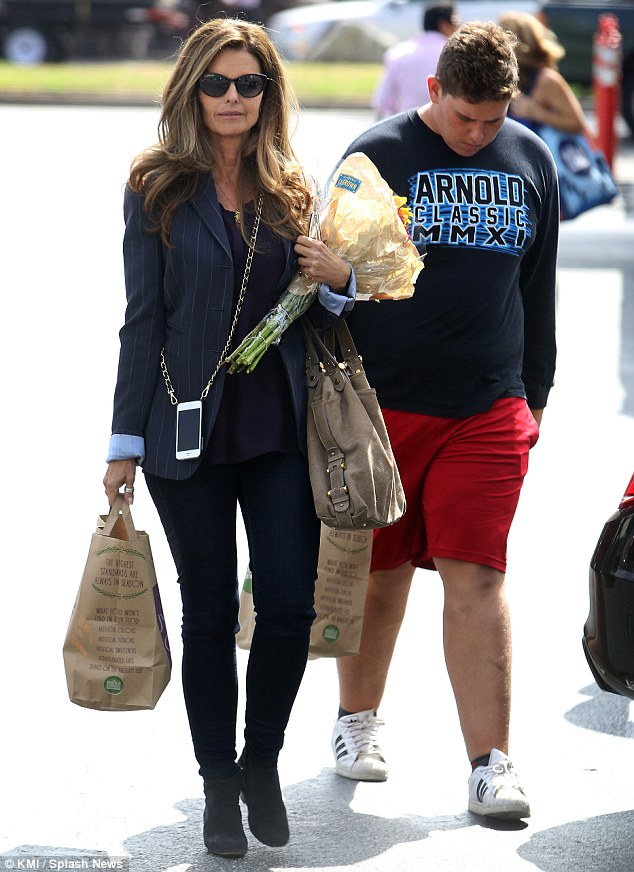 Maria Shriver Weight Loss