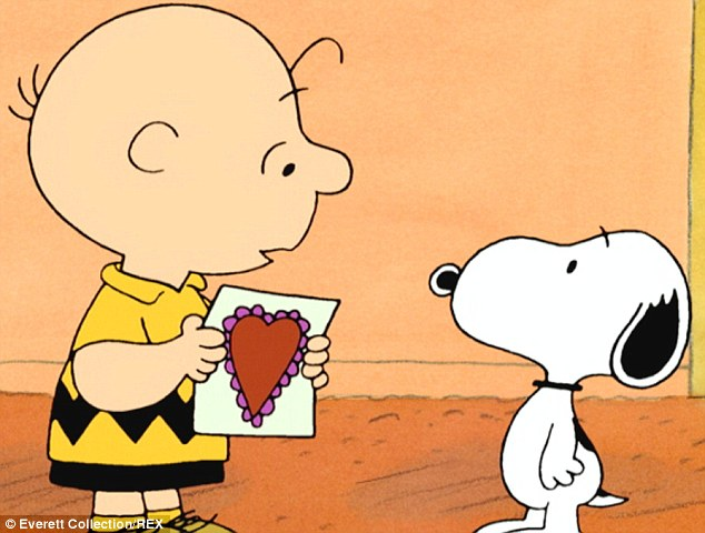 We love money: Cartoonist Charles Schulz creations Charlie Brown and Snoopy helped his estate to third spot